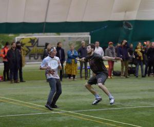 Ultimate frisbee - uczciwość i gra fair
