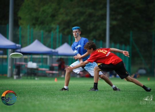 Forehand - ultimate frisbee