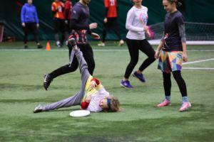 Strata dysku w ultimate frisbee